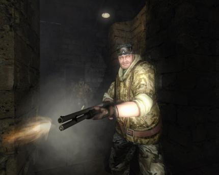 Ego-Shooter The Hunt unterstützt Ageia Physx