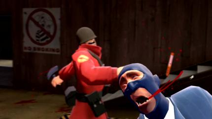 GC 2007: Hi-Res-Shots aus dem Team Fortress 2-Trailer