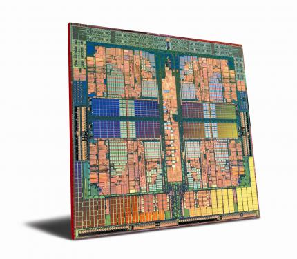 AMD-Prozessoren bald in 45 Nanometern.