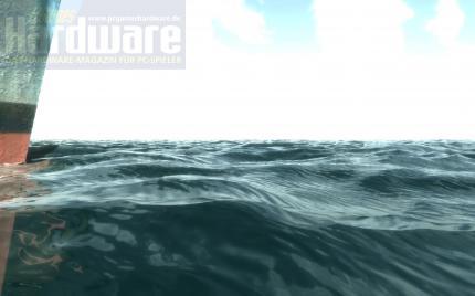 DirectX 10 Bench: PT Boats - Knights of the Sea (Bild: PCGH)