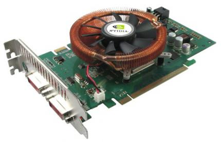 Geforce8600 GTS- Max