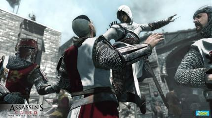 Assassin's Creed: Neue Screenshots erschienen