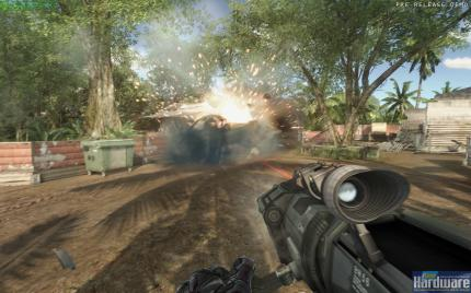 Crysis-Demo: Die coolsten User-Videos