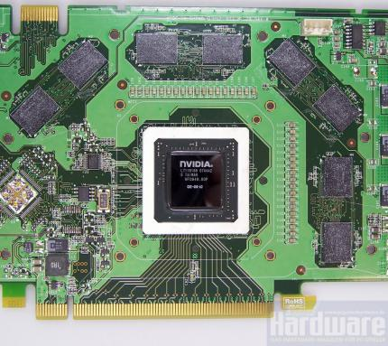 GT200: Is Nvidia's latest graphics accelerator goning to look like this 8800 GTS?