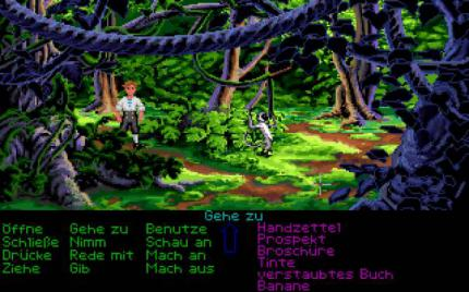 Platz 12 bei PCG: The Secret of Monkey Island  (LukasArts)