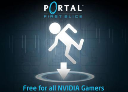 Portal: First Slice (Bild: www.steampowered.com/nvidia)