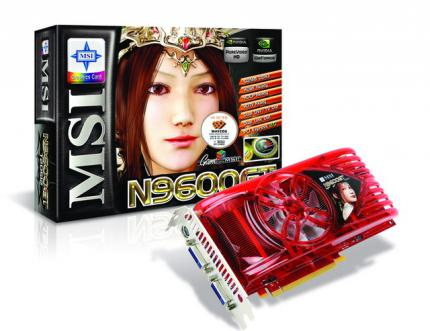 MSI N9600GT 'Red Moon' (Bild: Expreview.com)
