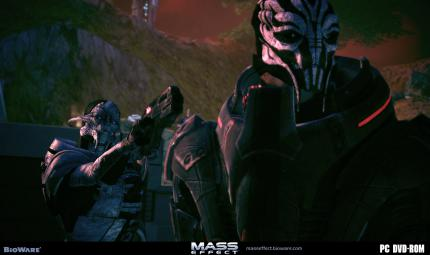Mass Effect: Systemanforderungen der PC-Version bekannt