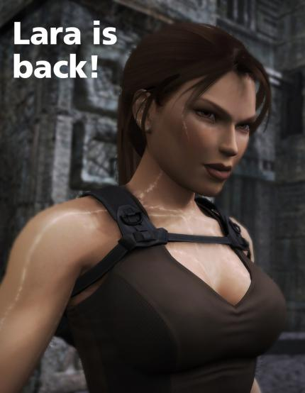 Tomb Raider Underworld: Brandneue Bilder in der PCGH-Galerie