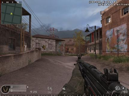 Call of Duty 4 Map Contest: 4mori_rabbit Mp_matroska (weitere Bilder in der Galerie)