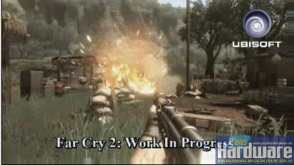 Neue In-Game-Szenen zu  Far Cry 2
