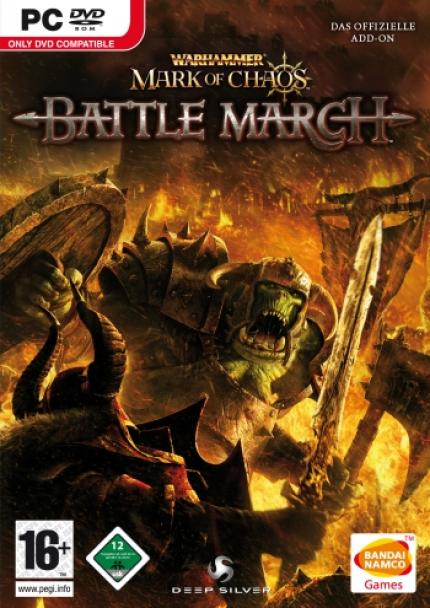 Warhammer: Mark of Chaos - Battle March im PCGH-Kurz-Test