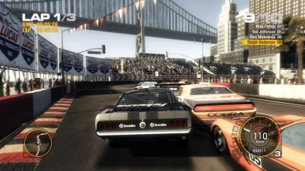 Für Race Driver: Grid ist Patch 1.2 als Download erschienen.