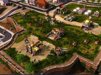 Command & Conquer: Alarmstufe Rot 3 im PC Games-Test