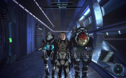 PCGH Performance Review: Mass Effect