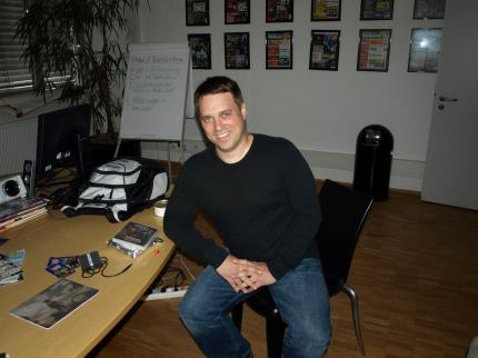 Chris Taylor: Founder and CEO of Gas powered Games