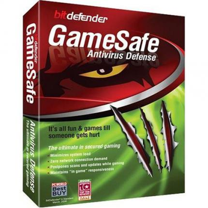 Gamesafe is an antivirus software designed for gamers. (picture: Bitdefender)