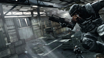 Screenshot des PS3-Titels Killzone 2 (Bild: talkplaystation.com)