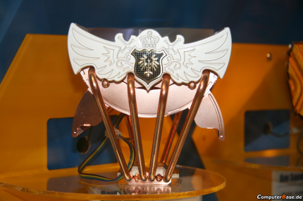 Asus Royal Knight (picture: CB)