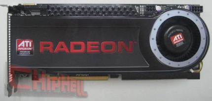 Will the Radeon HD 4870 X2 become the Geforce GTX 280's nemesis? (picture: chiphell)
