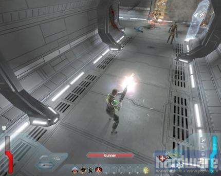 Space Siege demo version (picture: PCGH)