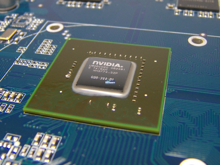 The G96b in 55nm is already used on the Geforce 9500 GT.