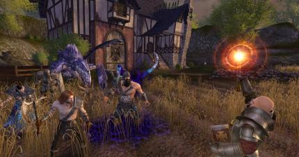 Warhammer Online: system requirements revealed.