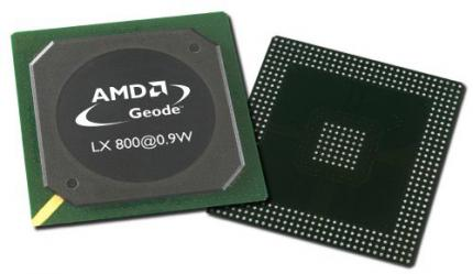 AMD's Geode series isn't living for a long time (picture: AMD)