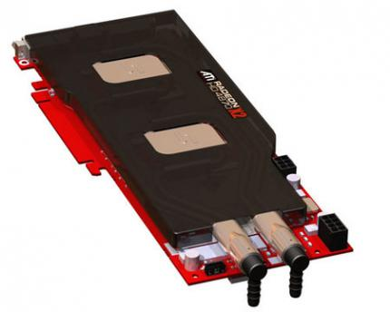 Dual Drive Bay VGA Cooler for Radeon HD 4870 X2 (Bild: CoolIT Systems)
