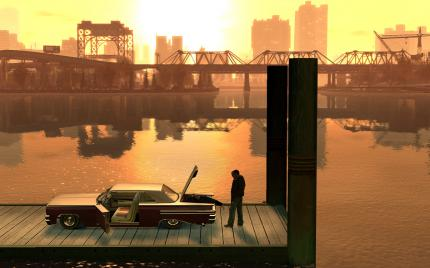 GTA 4 is said to require a internet connection for an initial activation.