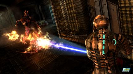 Dead Space: launch on October 31 - PCGH gathered the best screenshots