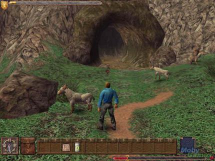"2000: Ultima IX: Ascension (You could only ""lag"" through the nice 3D environment and the wide landscape. The Glide version was running much faster than the D3D version.)"