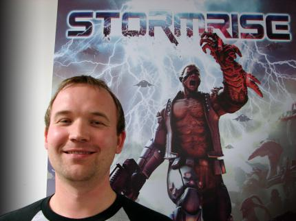 Artem Kulakov: The Lead Designer of Stormrise