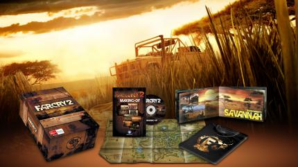 Far Cry 2: The Collector's Edition