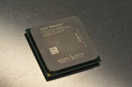 AMD will release a Black Edition of the Phenom X3 8750. (picture: PCGH)