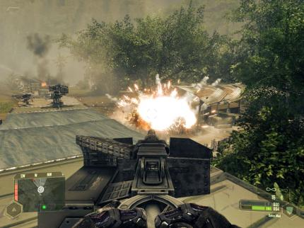 Crysis Wars Patch 1.4 and Mod SDK available for download