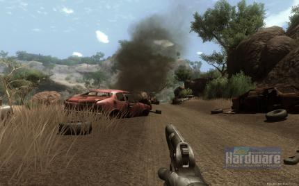 AMD: The Hotfix is supposed to improve the Radeons' performance in Far Cry 2.