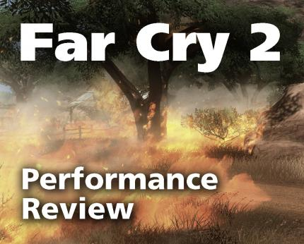 Far Cry 2: Catalyst and Geforce overview