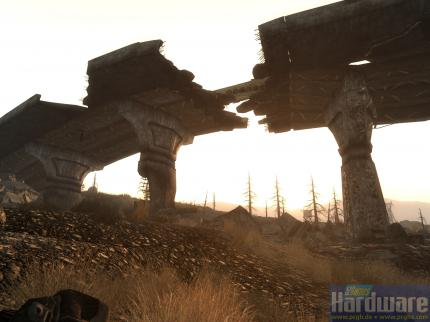 Fallout: New Vegas will use the same engine as Fallout 3 (pictured). (3)