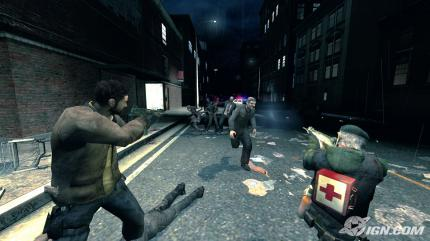 Left 4 Dead in early 2007 (picture: ign.com)