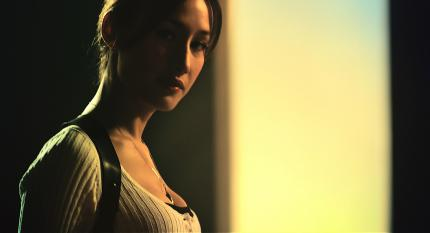 Video scene from NfS Undercover with Maggie Q