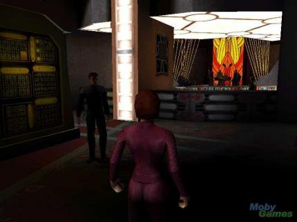 Star Trek: Deep Space 9 - The Fallen, 2000 (picture: Mobygames.com) - A solid adventure that conveys the spirit of the Star Trek offspring. But for some of the riddles one had to have real fan knowledge.