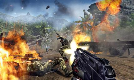 Crysis Wars: Patch 1.01 ist erschienen.