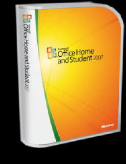 Microsoft wants to stimulate the sales of Office Home and Student 2007. (picture: Microsoft)