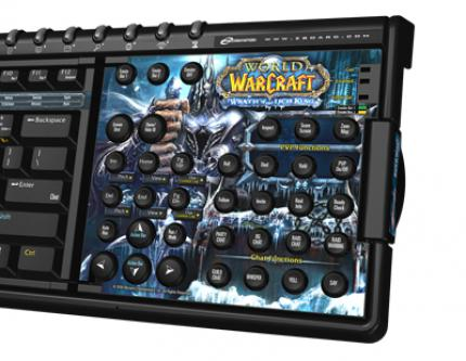 Zboard for World of Warcraft: Wrath of the Lich King (picture: gamingstore.de)