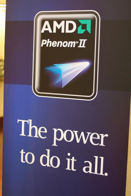AMD Phenom II: The CPU will be introduced on 01/08/2009.