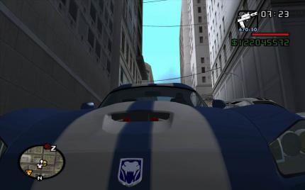 GTA San Andreas: Standardgrafik (18)