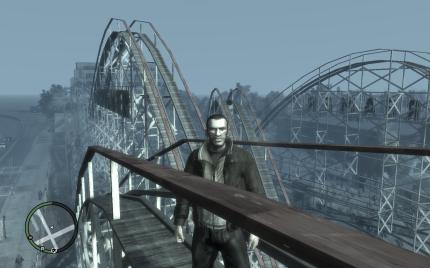 GTA 4 (PC): Patch is under way (picture: PCGH)