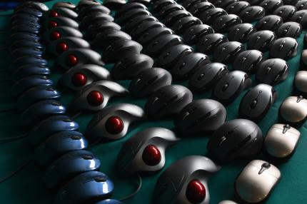 According to a survey Logitech is supposed to have sold another billion mice until 2014.