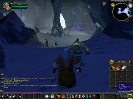 World of Warcraft, 2004 (picture: mobygames.com). Warcraft goes MMORPG. Transferring the series to the roll-playing genre brought Blizzard a worldwide success.